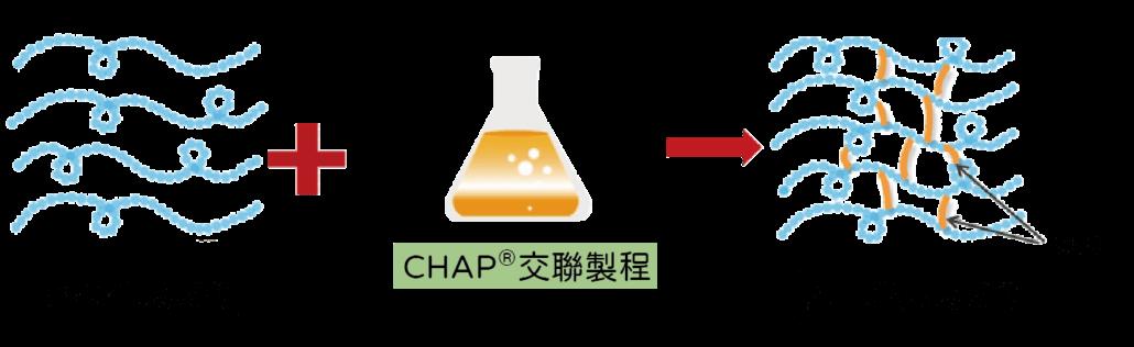 愛霓密絲CHAP專利技術