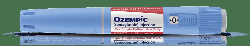 ozempic胰妥讚小藍筆外觀